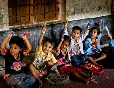Medora sponsoring kinderen